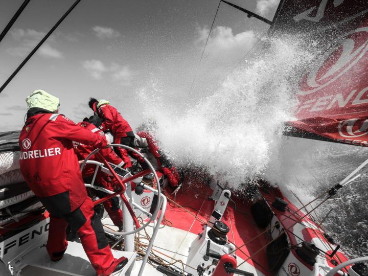 Trust, leadership and authenticity in the Volvo Ocean Race